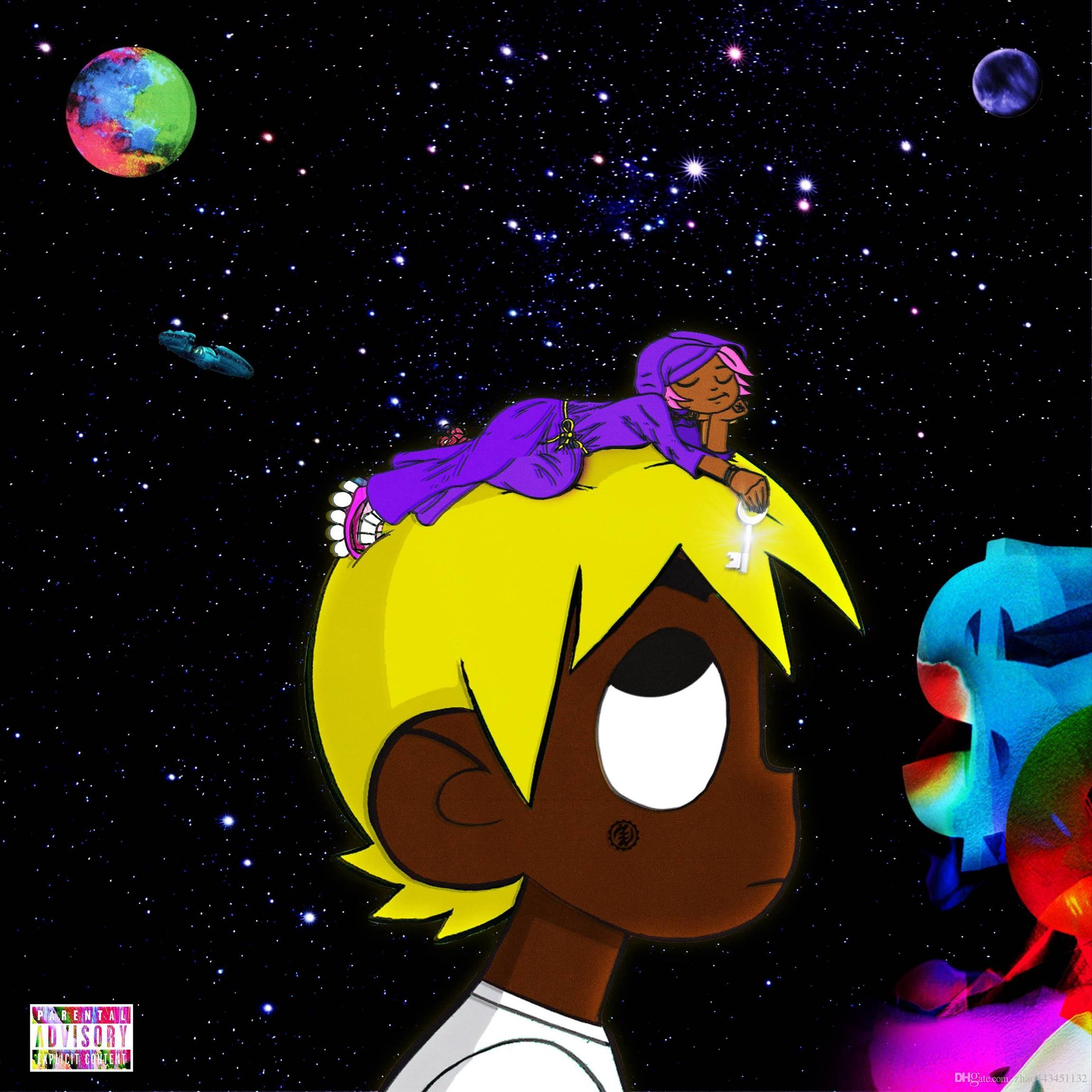 Lil Uzi Vert Luv Vs The World 2 Album Cover Poster Rap Music Artist Print Desktop High Resolution Wallpaper Desktop High Resolution Wallpapers From Zhao443451132 6 44 Dhgate Com