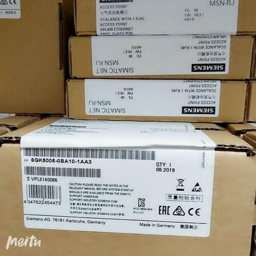 Siemens SCALANCE X005 6GK5005-0BA10-1AA3 NUEVO