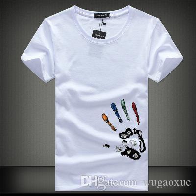 SWENEARO T-Shirt Dos Homens Plus Size 5XL 4XL Camiseta Homme Verão de Manga Curta T-shirt Dos Homens do Sexo Masculino TShirts Camiseta Tshirt Homme
