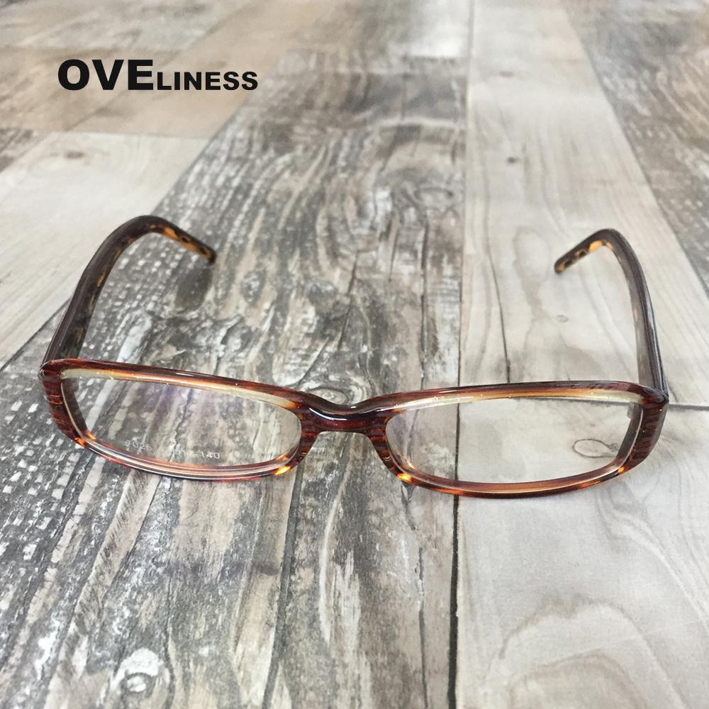 Großhandels-Kurzsichtigkeit Brille optische Brillen Rahmen für Frauen Brillenfassungen Brillen framecription Brille transparent