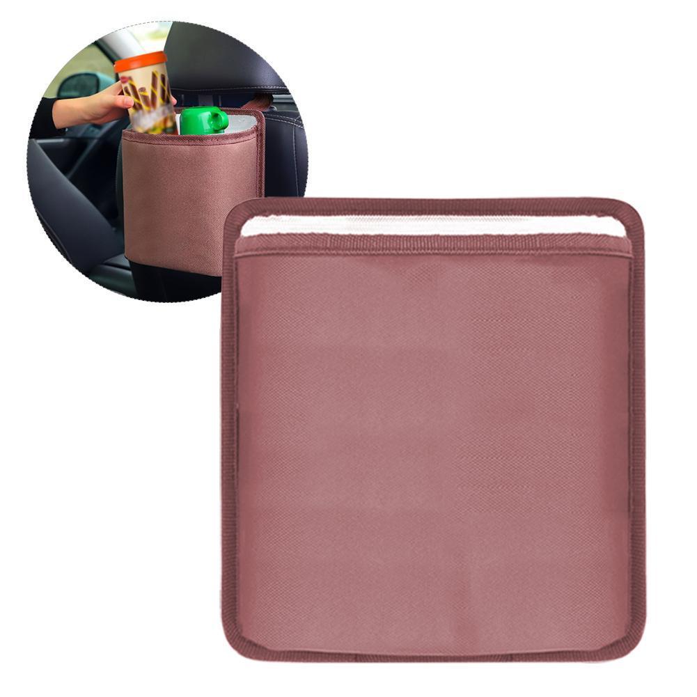 Araba Malzemeleri Araç Çok Fonksiyonlu Yenilikçi Asma Çöp Çöp Kutusu Çöp Poşeti Saklama Kutusu Can