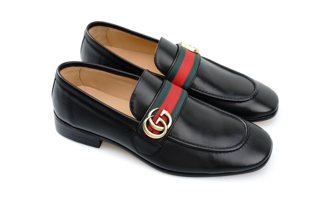 2020Diseñador de zapatos para hombre NUEVA Formadores las zapatillas de deporteGGZapatos hombres de negocios casual 38-45 000801734