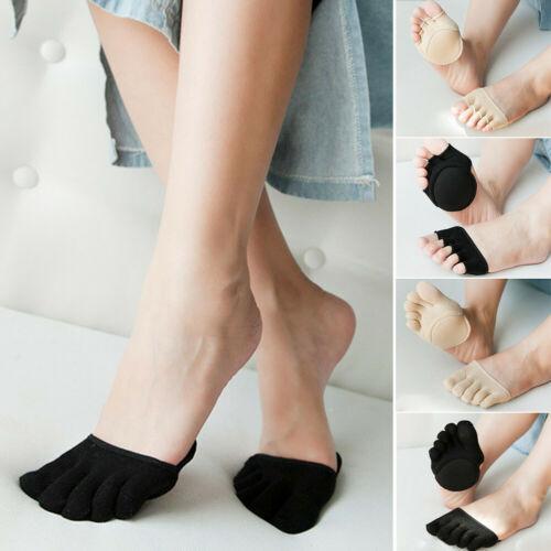 Dayanıklı Toeless Ayak bileği Tutma Pilates Çorap Beş parmak Anti-Kuponu Burun Yeni