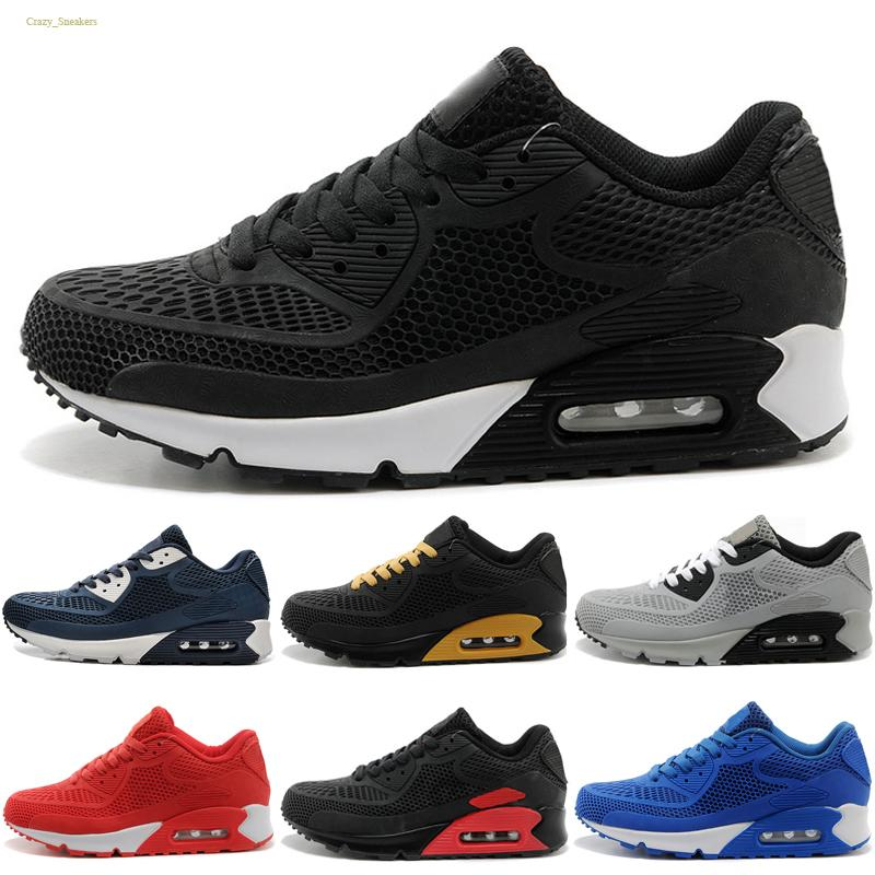 2020 High Quality Air Cushion KPU Casual Shoes For Men Sport Shoes Trainers Sneakers Eur 40-45