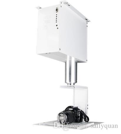 Моторизованный мини скрытые камеры один из бамбука проектор лифт для системы конференции 3 пробега