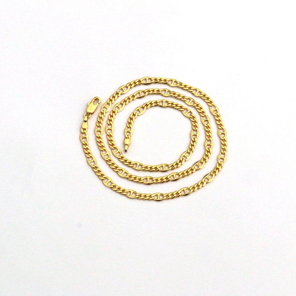 Noble Solid 14 Fine Gold GF Collar de sol Cadena de cumpleaños Regalo de San Valentín valiosa Garantía de por vida de reemplazo incondicional