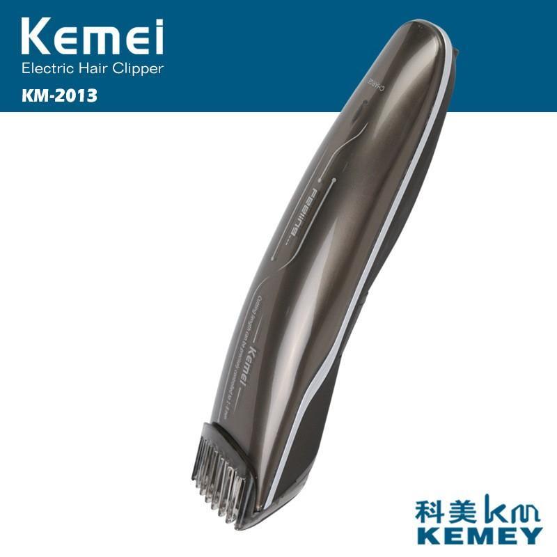 Kemei 2013 de alta qualidade cabelo privada trimmer recarregável Navalha