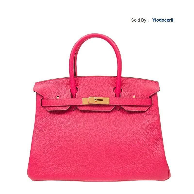 yiodocxrii M8AZ Handbag 30 I6 Pink Gold Buckle Handbag Bk30i6tp-ba9906 Totes Handbags Shoulder Bags Backpacks Wallets Purse