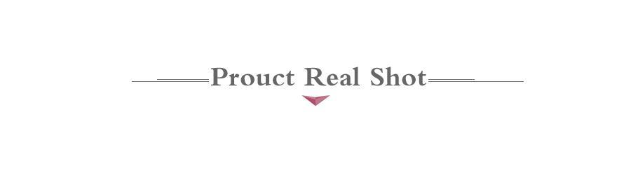 Prouct Real Shot