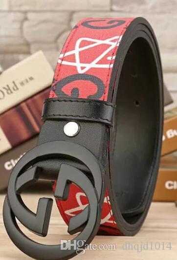 Moda Cintura grande in vera pelle con fibbia con cinture firmate da borsellino uomo donna alta qualità cinture da uomo nuove