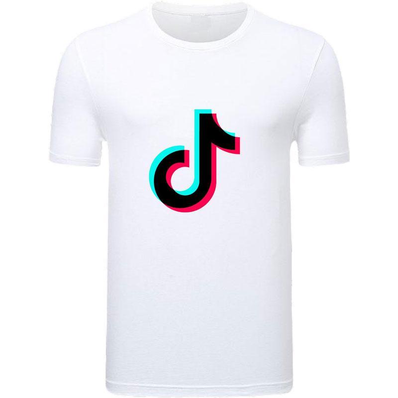 SWICCI Männer Frauen Trend lose kurzen Ärmeln Paare Drucken Multi-Muster Persönlichkeit Printing Rundhals T-Shirt T