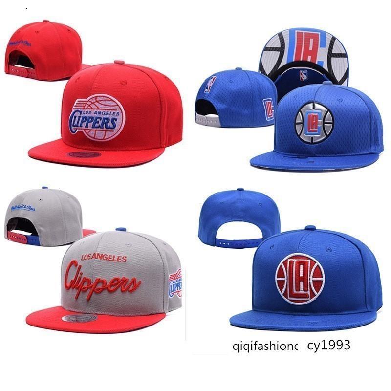 2019 Basketball Hut der moderne Männer und Baseball-Sommerfrauen Sonnenschirm Hip-Hop Clippers flache Randkappe
