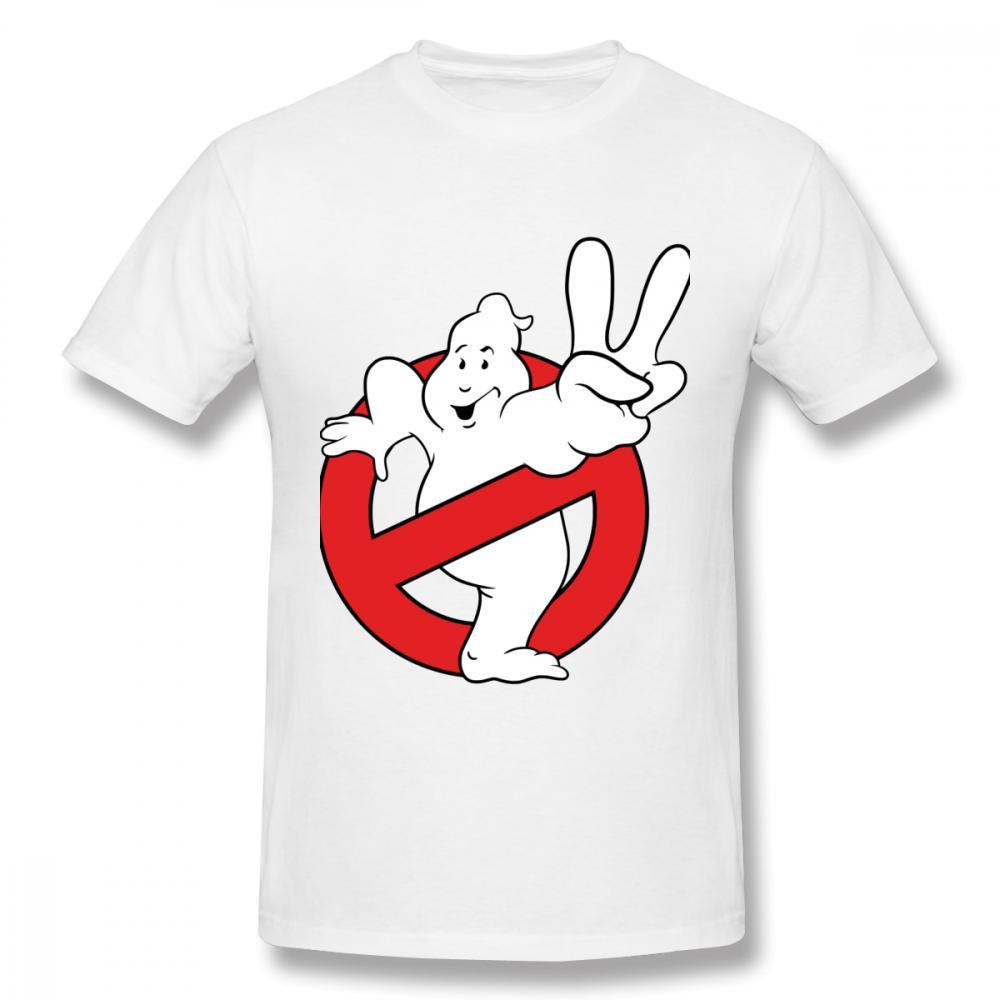 Мужская футболка S-6XL большой размер Ghostbusters II логотип Майка новый тройник человек новинка Camiseta горячие продажи популярные топ дизайн