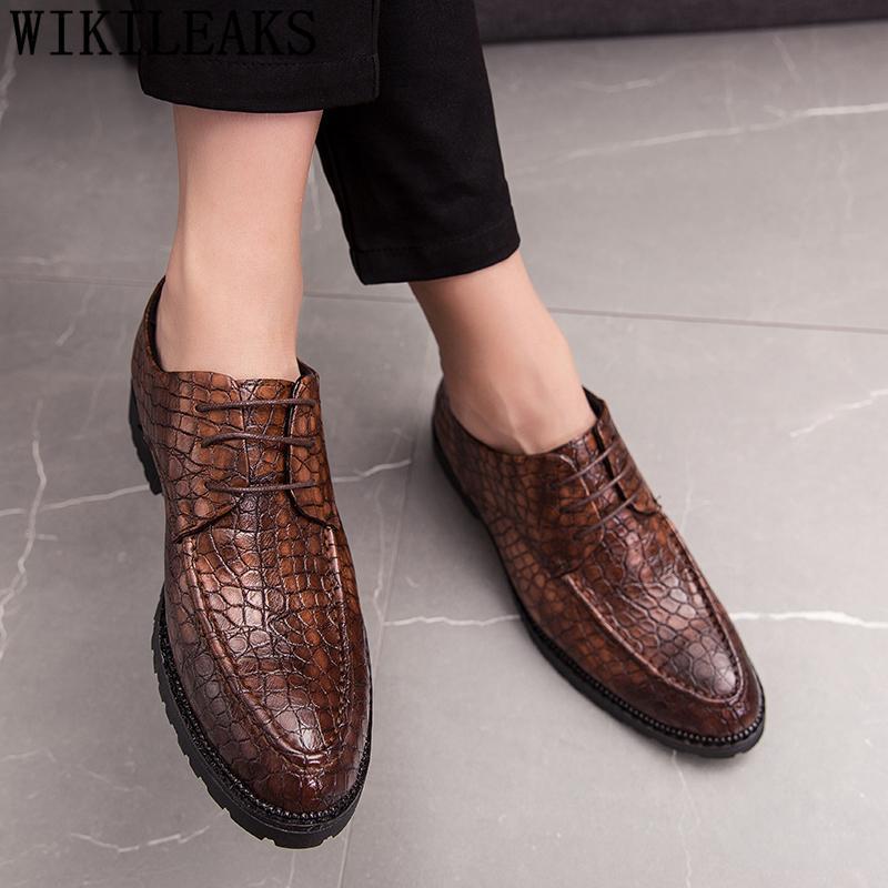 оксфорд обувь для мужчин COIFFEUR офис обувь мужчин Формальное ИТАЛЬЯНСКИЙ платья кожей и Zapatos оксфорд Hombre ERKEK AYAKKABI