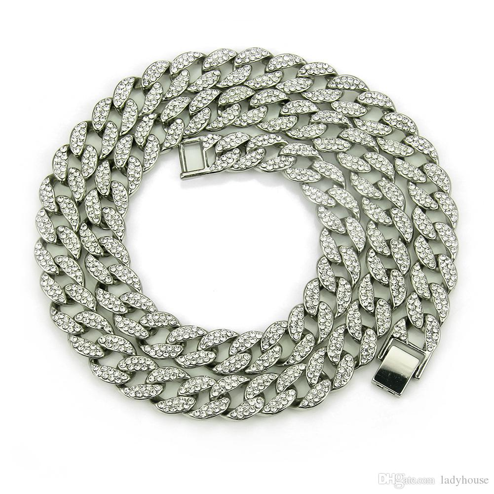 """8/"""" Cubain Bracelet 11 g argent massif"""