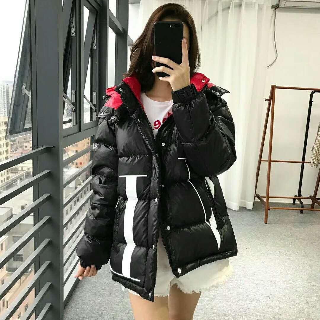 Classic Men Women Brand Crossover Winter Warm Down Jacket Feather Dress Jackets Womens Outdoor Down Coat Woman Fashion Jacket parkas