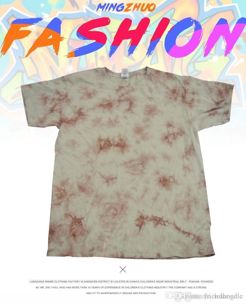 MOWAN Teenagers Short Sleeve Crew Neck Tshirt Casual Daily Tee