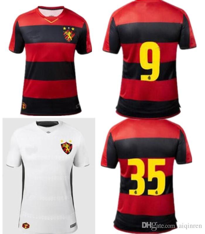 2019 2020 Sport Club do Recife fútbol de los jerseys 19 20 CAMISETAS camisetas de fútbol de Fútbol casa Hernane roja SANDER YAGO LUAN ARTUR las mujeres del hombre