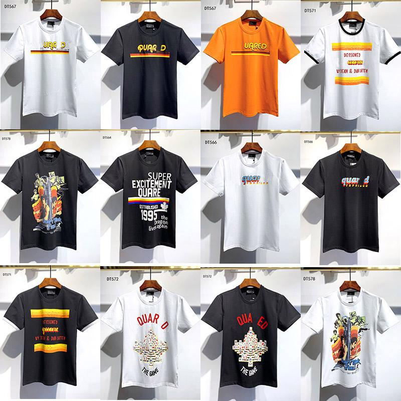 24 Farbe LuxuxMens Sommer-T-Shirts Kleidung der Männer Designer mit kurzen Ärmeln Qualitäts-Mann-Baumwoll-T-Shirt T-Shirts Tops Kleidung Größe M-XXXL