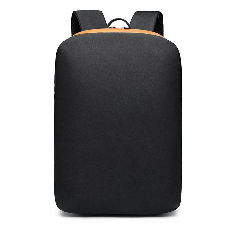 Male College Student Fashion Bag Youth Outdoor Travel Leisure Computer Bag Waterproof Anti-theft Business Backpack
