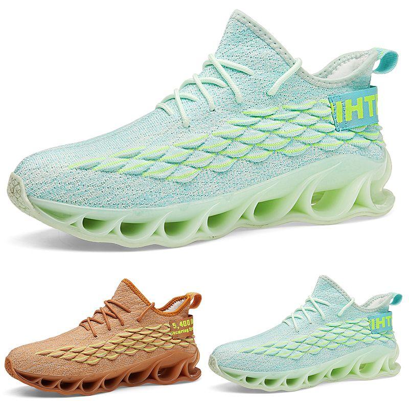 Cheap Hot brand5 Venda luz ouro amarelo vermelho preto cinza almofada homens jovens verde Menino Running Shoes baixos formadores corte Designer Sports Sneaker