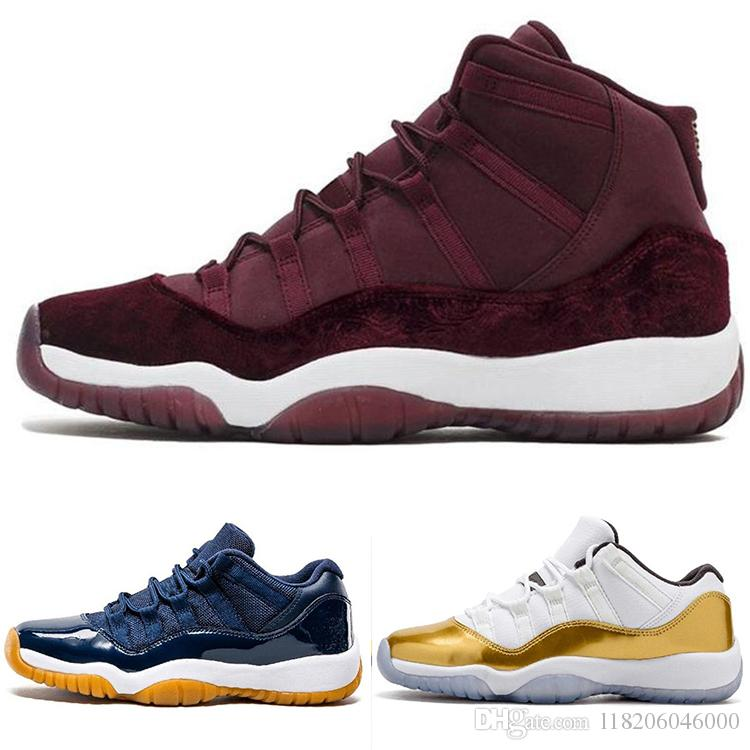 Designer Platinum Concord 11 Tint basketball shoes mens sports 11s Athletic sneakers Retro Bred Gym Red Chicago Midnight Navy shoes ER 40-4