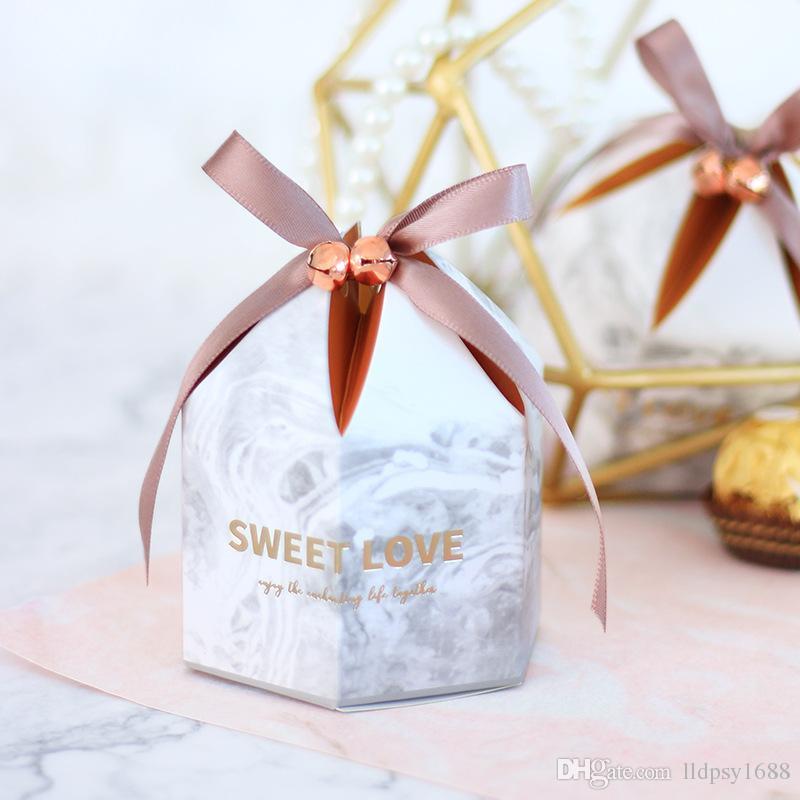 100 ADET Düğün Favor Kutusu ve Çanta Tatlı Hediye Şeker Kutuları Düğün Bebek Duş Doğum Günü Konuklar için Olay Parti Malzemeleri Yanadır