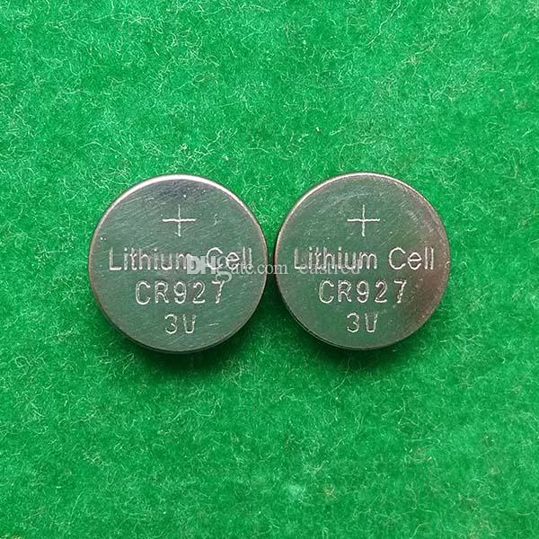 3000pcs/Lot CR927 DL927 BR927 5011LC LM927 KCR927 Lithium coin cell battery button cell