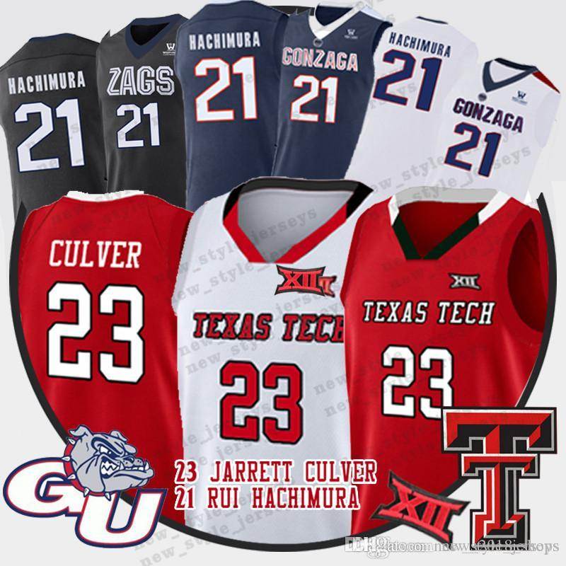 2020 23 Jarrett Culver NCAA Texas Tech