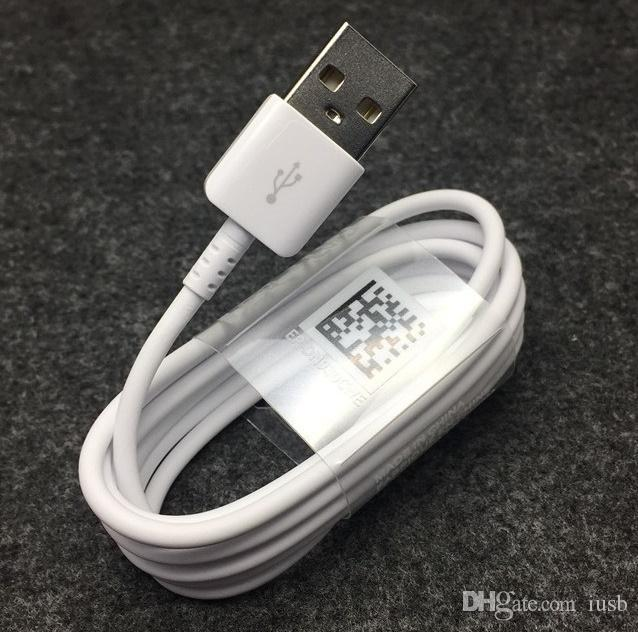 1 m 3ft qualidade oem micro usb v8 tipo c cabo para sumsung galaxy s4 s6 s7 s8 s9 s10 nota 9 8 7 6 carregador de dados cabo adaptador de carregamento