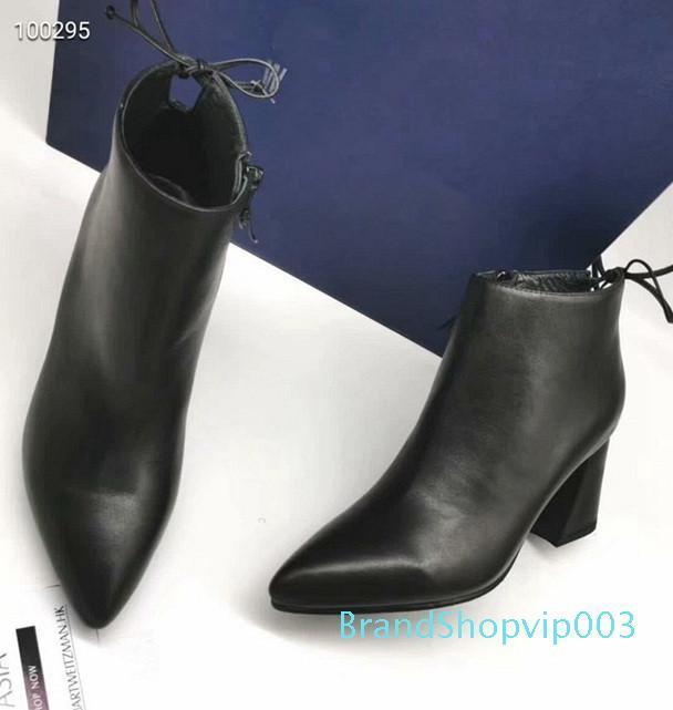 Новые женские пинетки высокое качество кожи замши остроконечные толстые с партийными пинетками дизайнерский каблук высокий 7 см