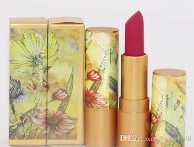 Limited Edition Brand Makeup Lipstick Guo Pei Lustre Lipstick Have 20 Different Colors With English Name