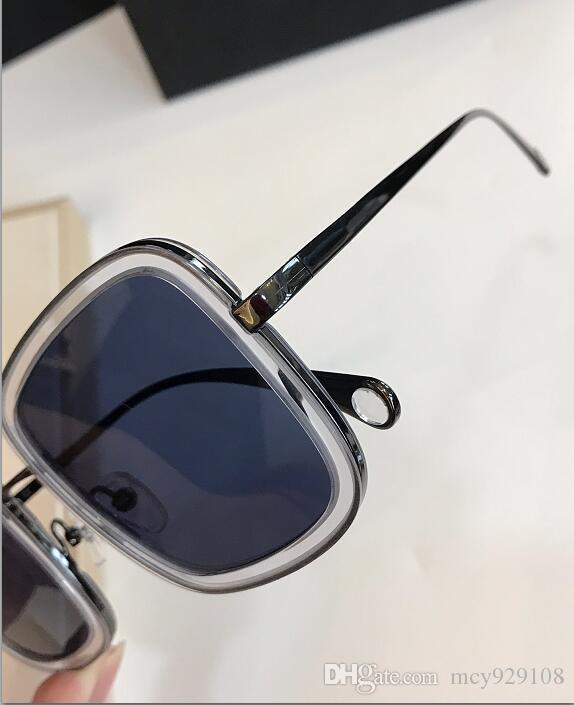 Eyewear Fashion 2195 Estate New Wholesale Occhiali da sole Custodia Semplici Donne Occhiali da sole Protezione Uomo Outdoor UV400 Occhiali da sole popolari con LBPN