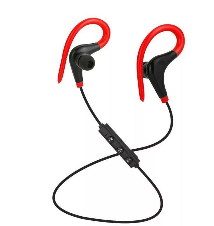 sport BT-1 giro HANDFREE earburds bluetooth portatile senza fili neckband auricolare vs i7s i7 i8s mini i9s per iphone vendita caldo samsung