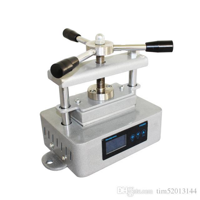 """Mini prensa de resina Prensa de resina manual de 2.4 """"x 4.7"""""""
