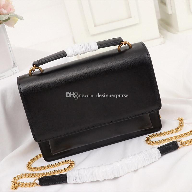 Bolsas de grife de luxo bolsas cadeia carteira do sol das mulheres saco de luxo designer handbags do sol Sacola moda saco crossbody mulheres carteiras