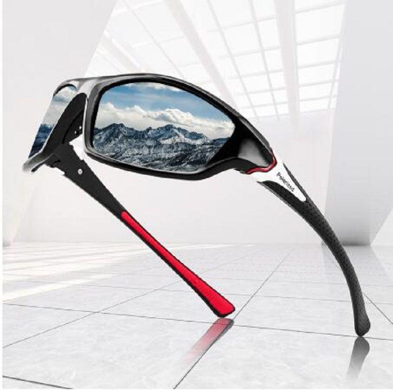 2020 New Polarized Sunglasses Men's Driving Shades Male Sun Glasses Vintage Driving Travel Fishing Classic Sun Glasses