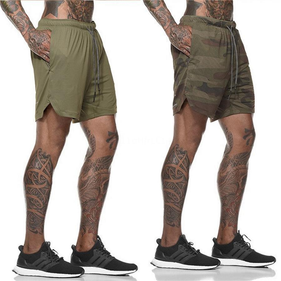 Plus Size L-7XL 8XL Herren Jogger Shorts Super im Sommer kühl Quick Dry kurze Hosen Fitnessstudios Fitness kurze Hose Strandshorts Male Boy # 320