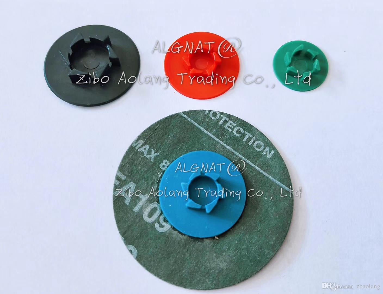 20000PCS / CTN 23mm Cambio rápido del botón de plástico / abrasivo