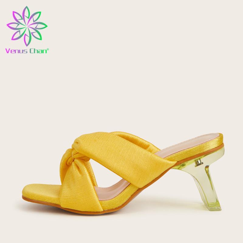 Nueva sandalias hebilla de metal Mujer Mujeres Zapatos de señora calzado cómodo zapatos de boda atractivo de la manera vestido de la sandalia 2020 Womans