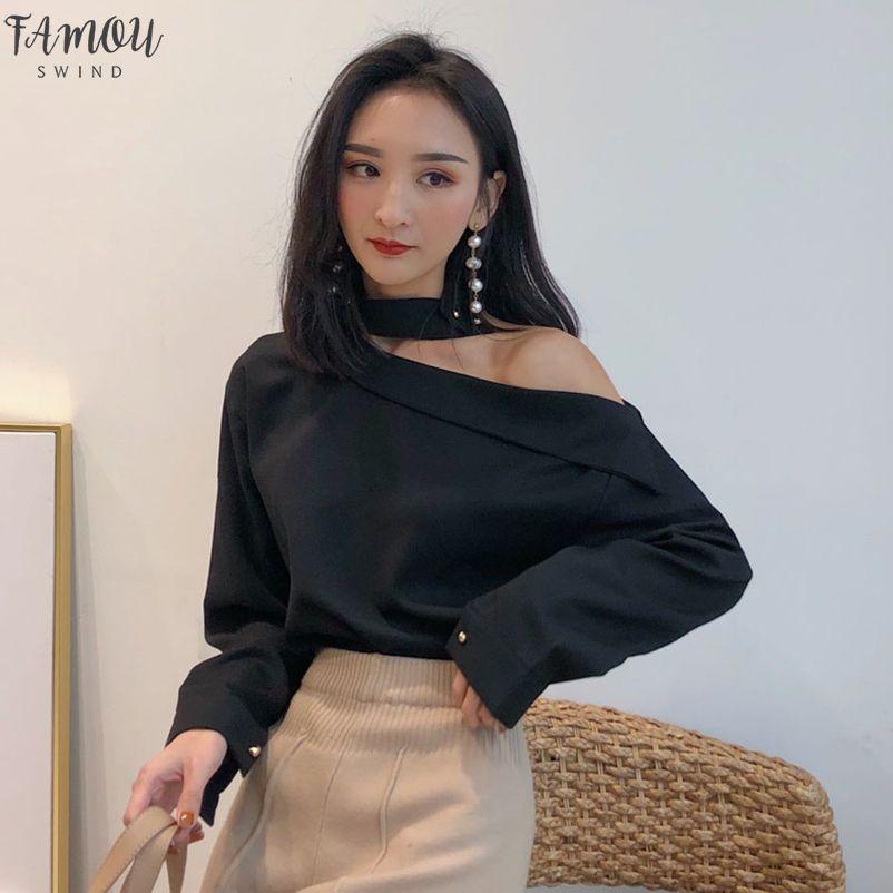 Barato Venta al por mayor 2019 nueva primavera verano otoño Venta caliente moda Casual Kimono manga señoras camisas de trabajo Mw104