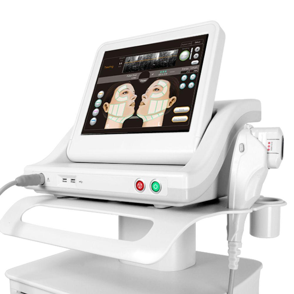 Цена завода ultherapy машина HIFU подтяжка лица 7 картриджа