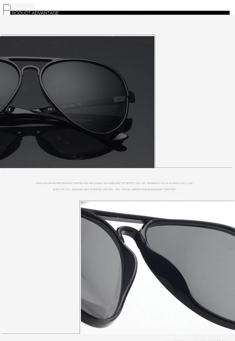 Atacado-design de marca óculos de sol para mulheres dos homens moda espelho do vintage piloto óculos de sol uv400 óculos de proteção com casos e caixa