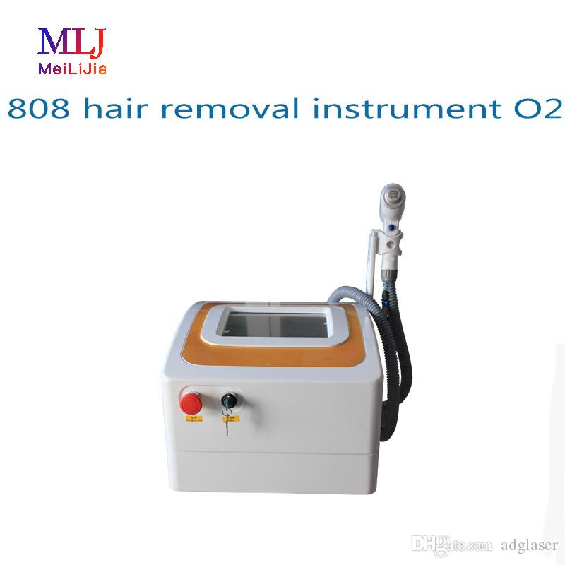 New product Laser hot sale portable 808nm diode laser hair removal machine / hair removal equipment Product