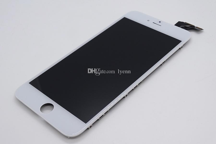 LCD Screen For iPhone 6 Plus LCD Display Touch Screen Digitizer Complete Assembly Replacement