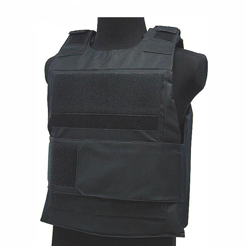 WOLF NEMICO Sports Vest Giù Body Armor Piastra Tactical maglia dell'elemento portante del CB Camo Woodland miglior prezzo di caccia