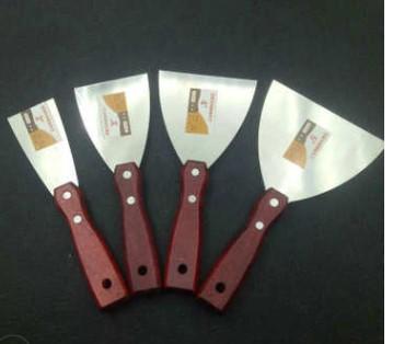 2020 venta caliente de acero inoxidable masilla cuchillo 2 pulgadas 3 pulgadas 4 pulgadas de limpieza 5 Espátula