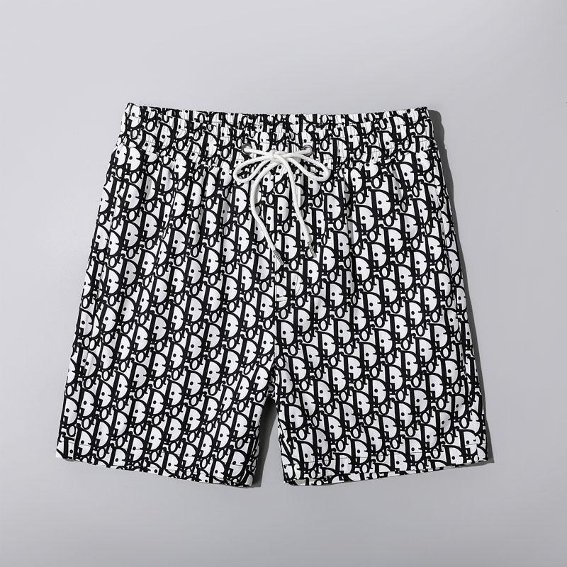 Luxo Verão Shorts Marca Mens Praia calças com Calções Camuflagem do desenhador de moda Calças Letters joelho frouxo Pant M-3XL