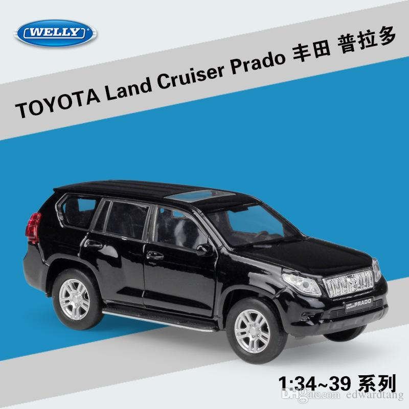 When Is Christmas On The Prado 2020 2020 WELLY Diecast Car Model Toy, TOYOTA Land Cruiser Prado SUV