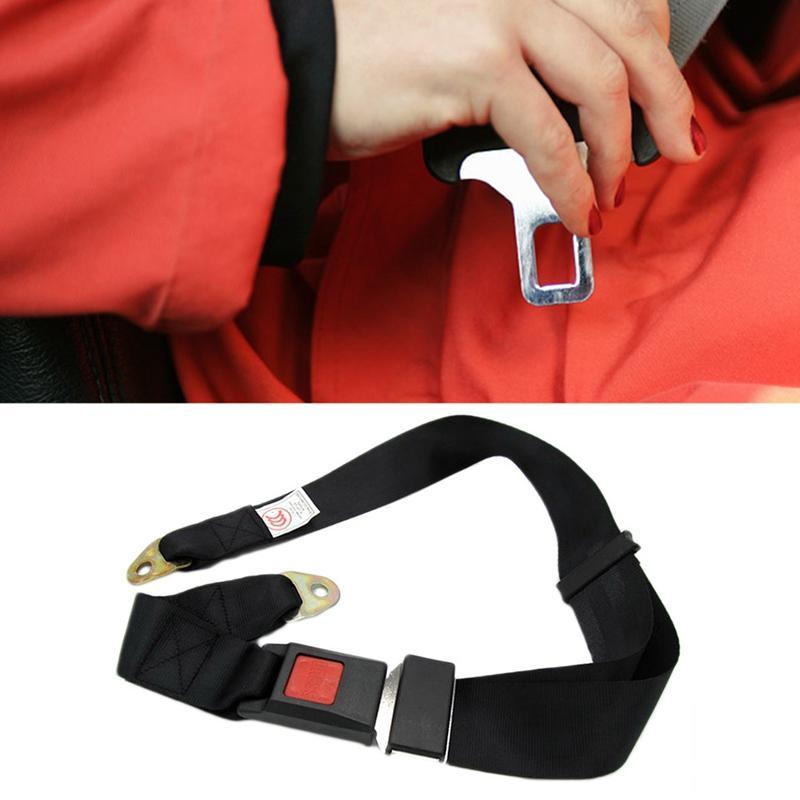Car Baby Safe Seat Strap Soft Link Belt Adjustable Anchor Holder